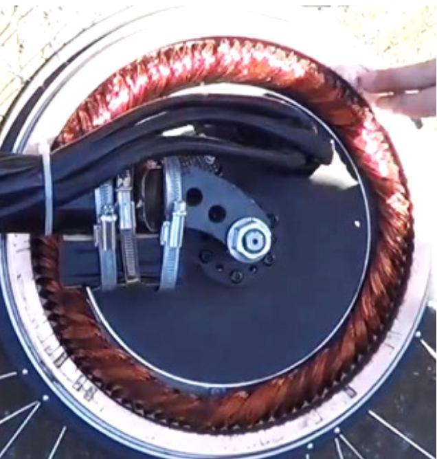Дуюнов мотор колесо своими руками 42
