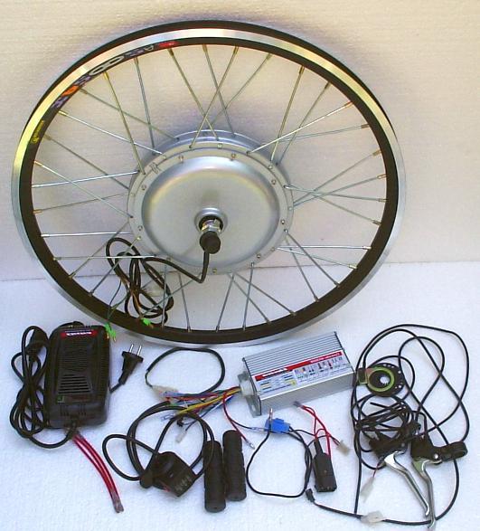 Мотор колесо сделать своими руками