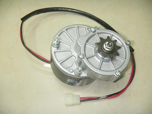 Электромотор в автомобиль своими руками